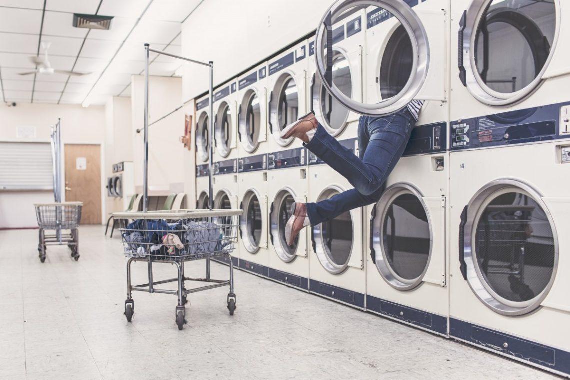 Huishouden wasmachines